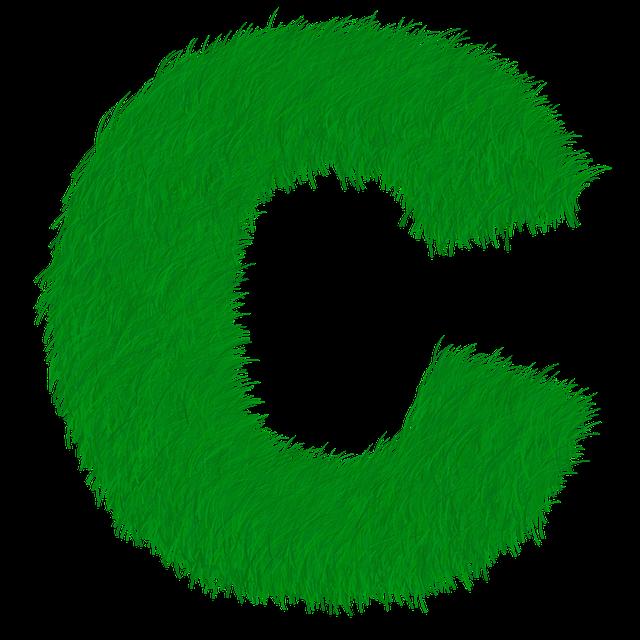 Letters Capital C